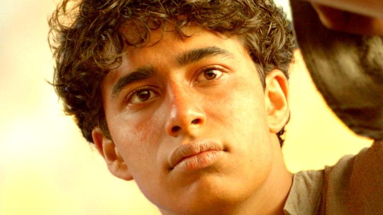 Suraj Sharma as Pi in Life of Pi