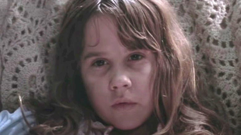 Regan in The Exorcist