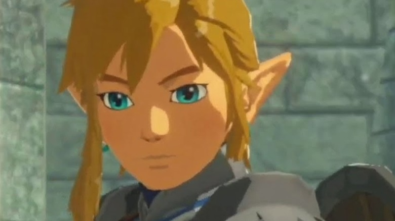 Hyrule Warriors: Age of Calamity Link