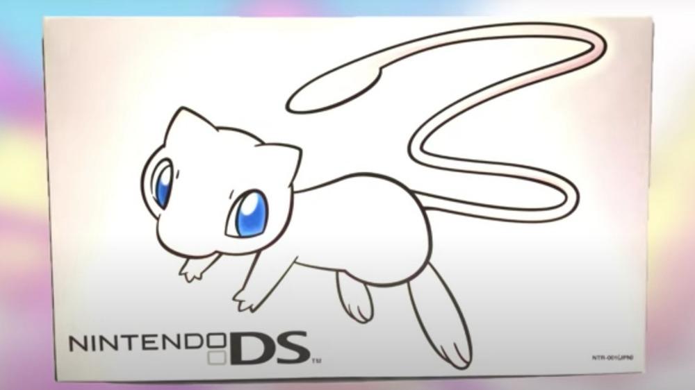 Mew DS