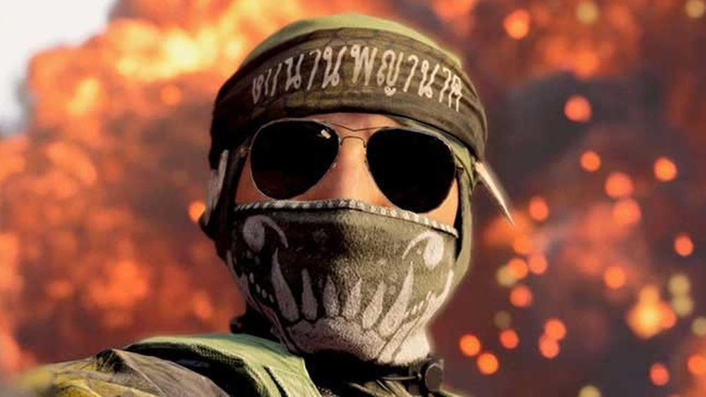 Operator flames