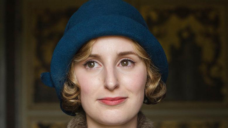 Laura Carmichael Edith Crawley