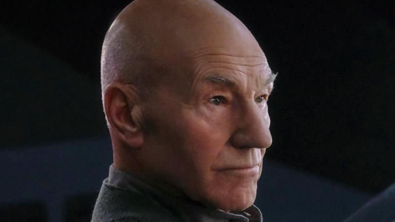 Patrick Stewart as Jean-Luc Picard in Picard
