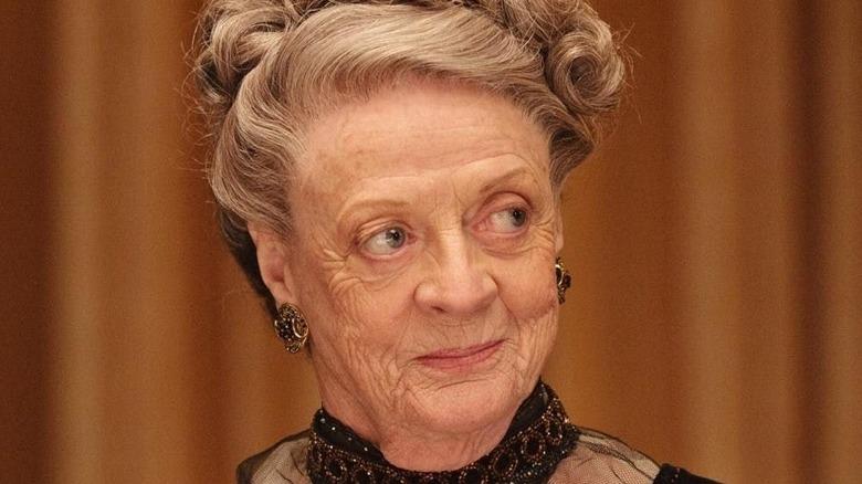 Downton Abbey violet crawley