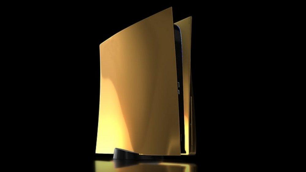 24-Karat Gold PlayStation 5