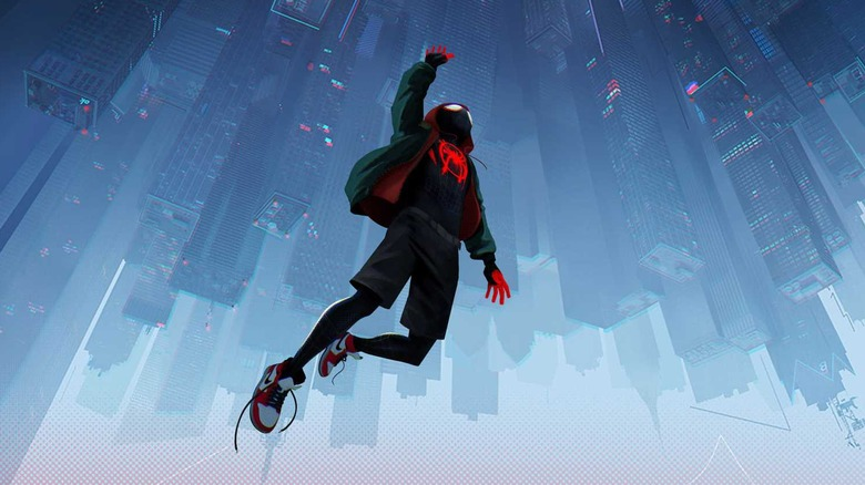 Miles Morales becomes the new Spider-Man in Into the Spider-Verse