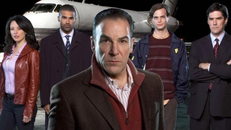 Criminal Minds cast shot