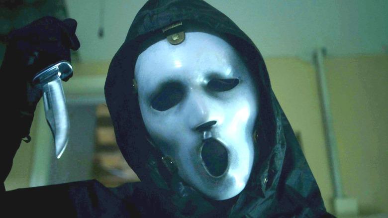 Brandon James mask