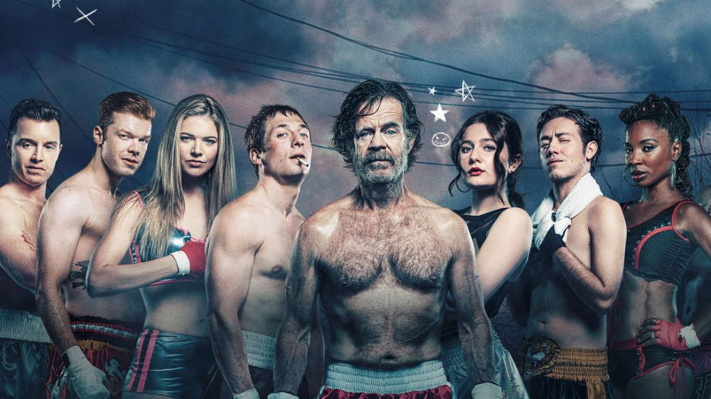 A promo image featuring the cast of Shameless