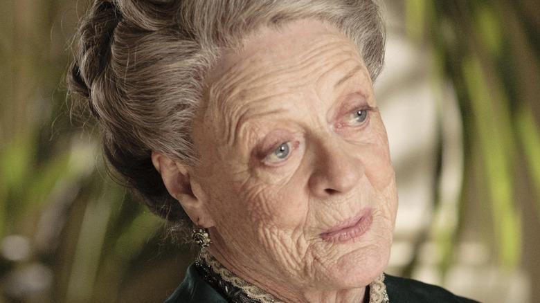 Maggie Smith as Violet Crawley