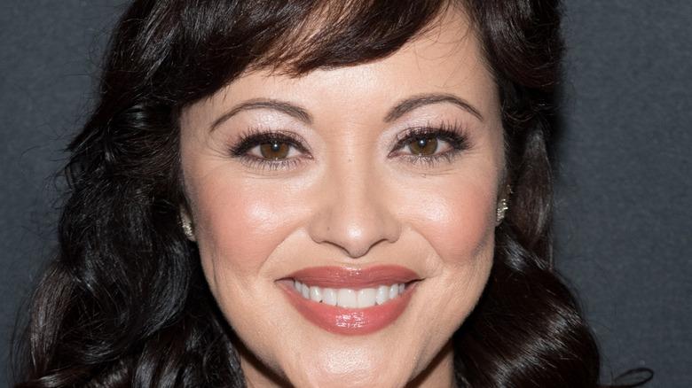 Marisa Ramirez smiling