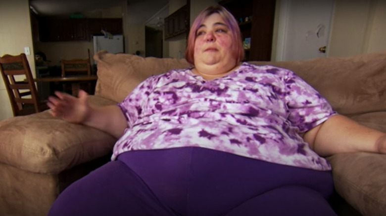 Paula Jones cries in 2014