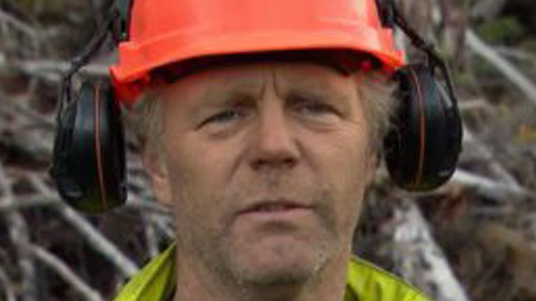 Big Timber Kevin Wenstob Face