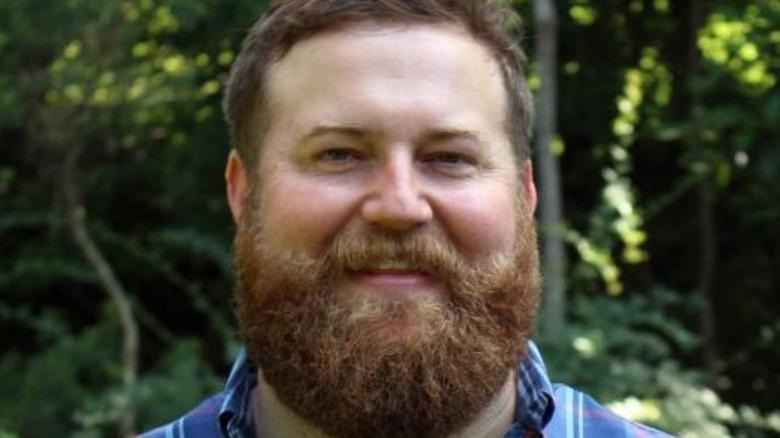 Ben Napier smiles