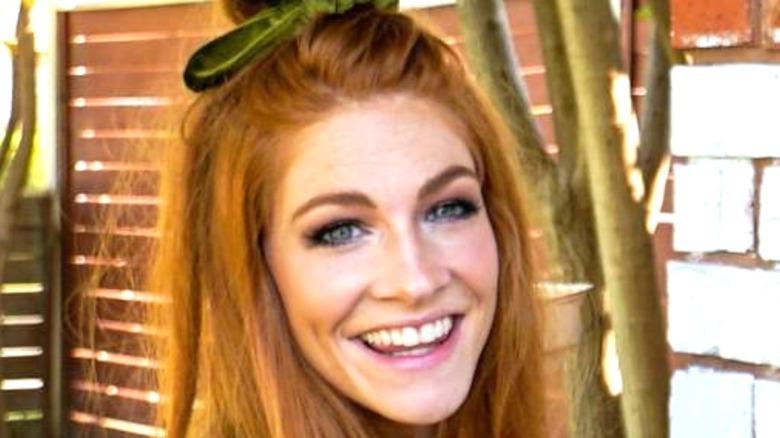 Jenn Todryk smiling
