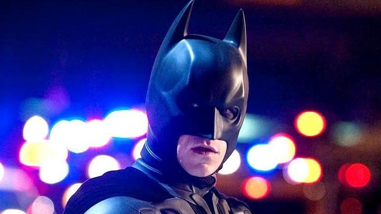 The Dark Knight rising