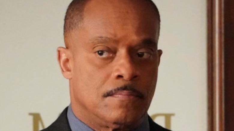 Rocky Carroll Leon Vance in court