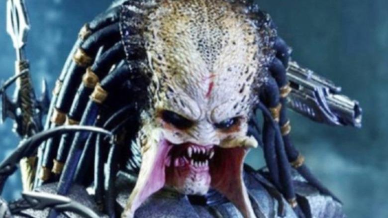 The monster in 2018's The Predator
