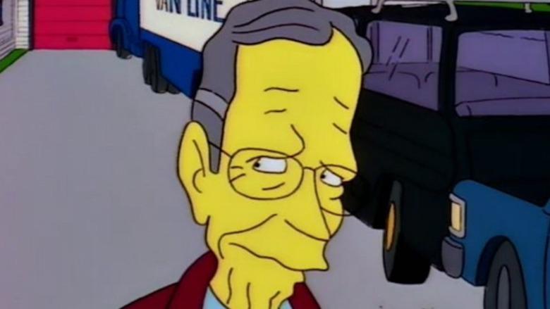 George HW Bush Simpsons
