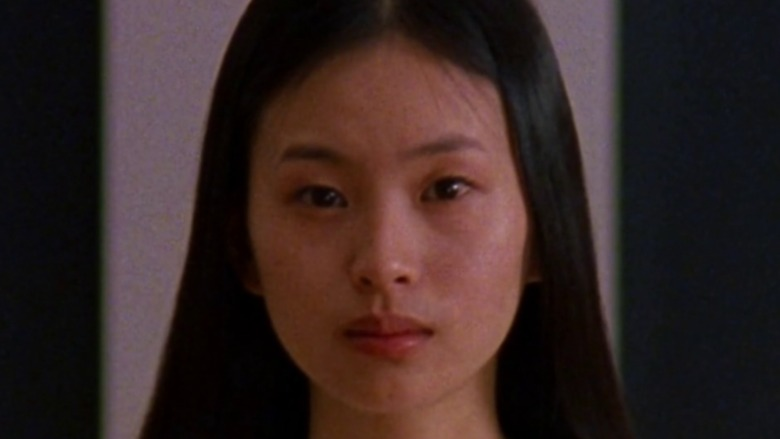 Asami Yamazaki during her audition