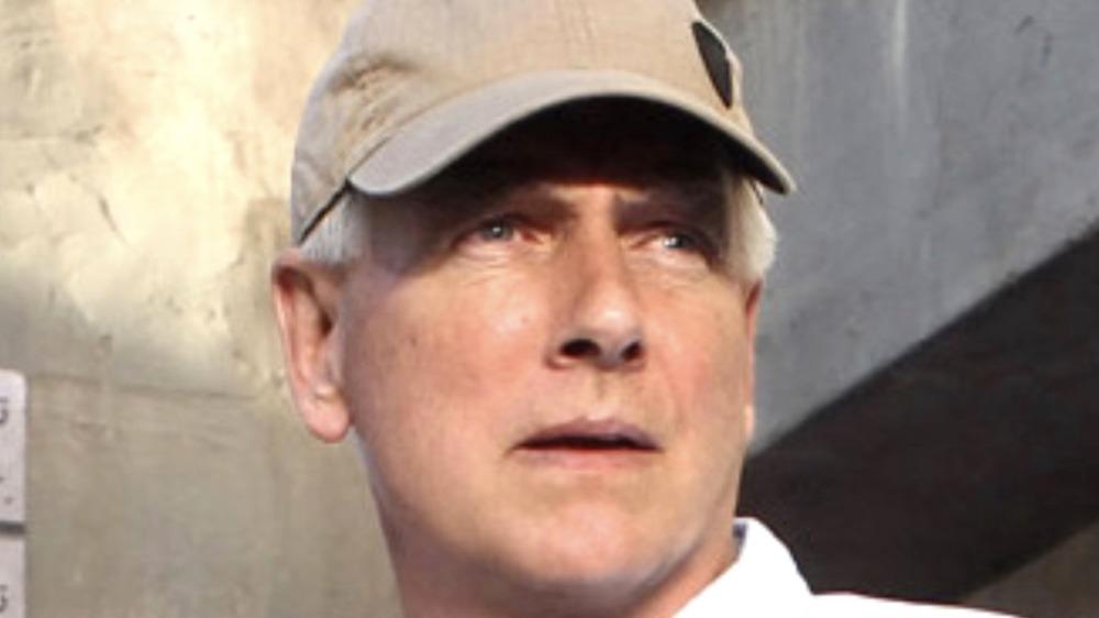 Mark Harmon in NCIS
