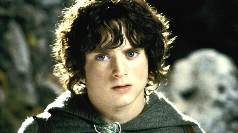 Frodo looking tired