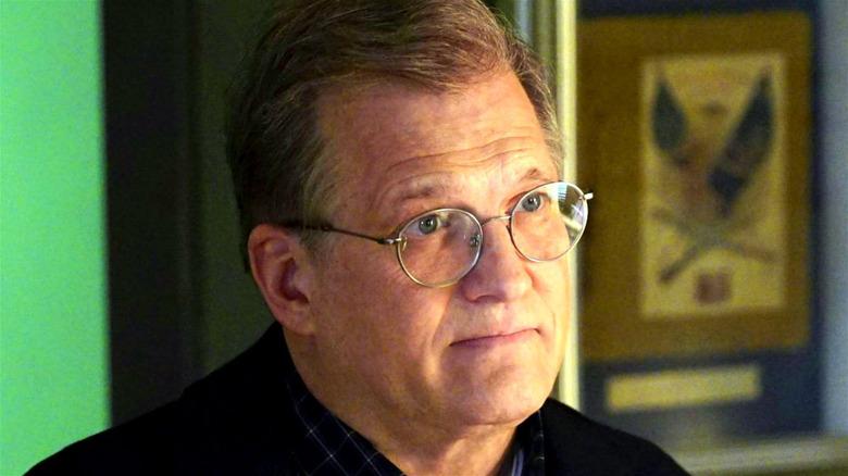 Srgt. John Ross in glasses on NCIS