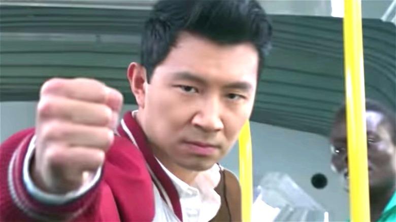 Shang-Chi Punching
