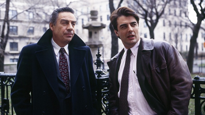 This Was Chris Noth's Worst Moment As An Actor On Law & & Order