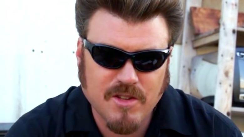 Robb Wells as Ricky in Trailer Park Boys