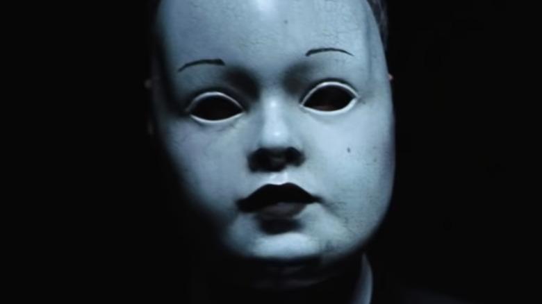 creepy Doll mask