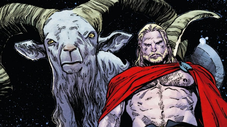 Thor, Toothgrinder and Toothgnasher