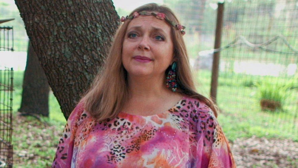 Carole Baskin in Tiger King