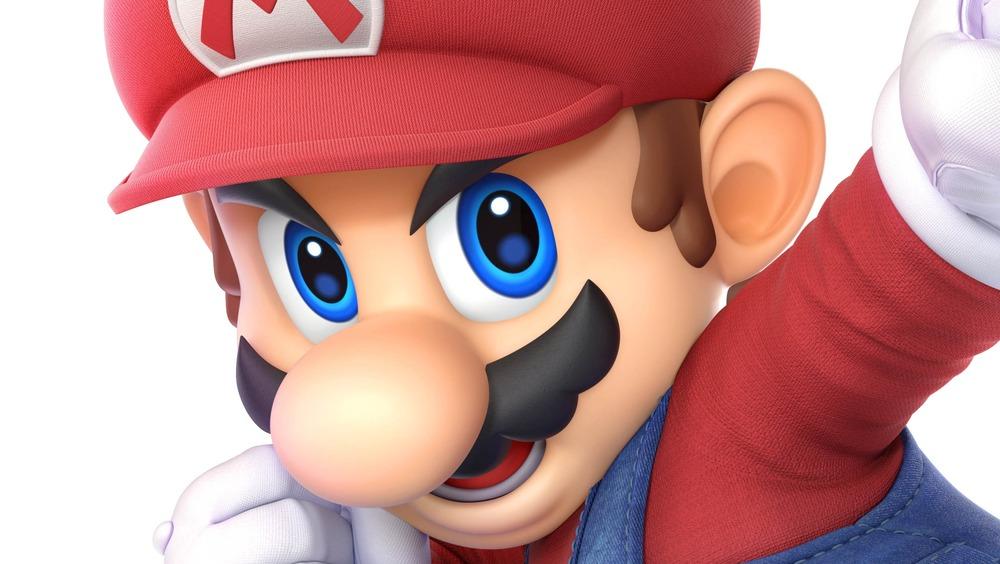 Super Smash Bros. Ultimate cover art