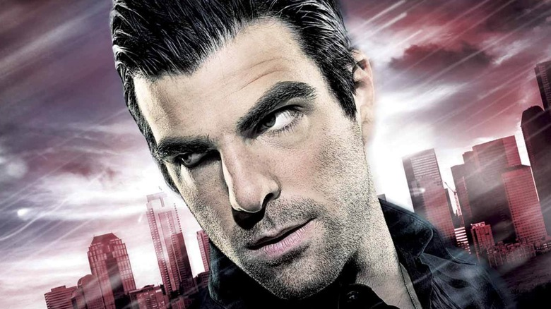 Sylar from Heroes