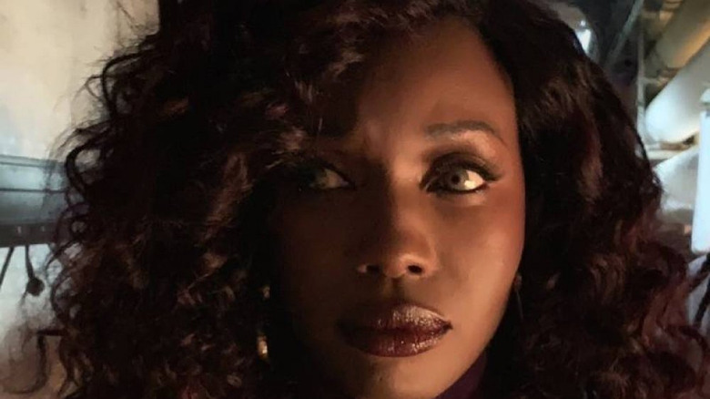 Anna Diop as Starfire on Titans