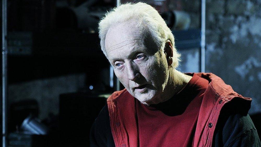 Tobin Bell as John Kramer from the Saw franchise