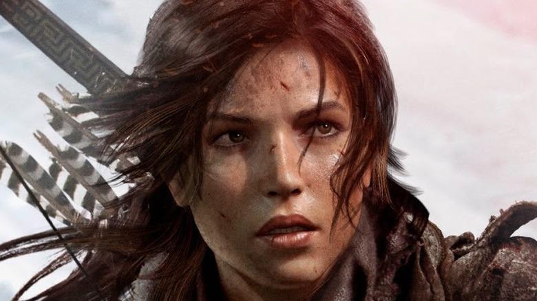 Rebbot Lara Croft