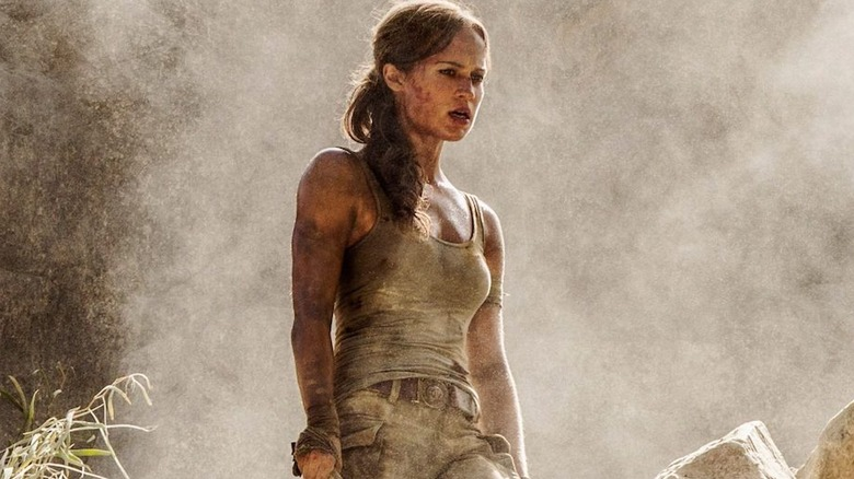 from Tomb Raider