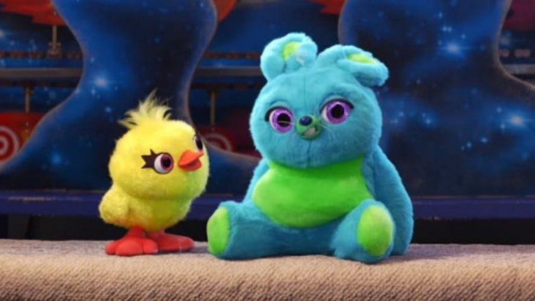 Toy Story 4 Ducky and Bunny