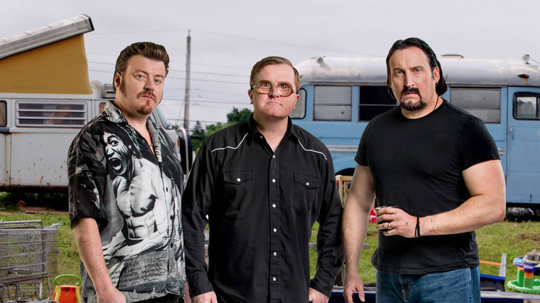 Julian is one of the leads of 'Trailer Park Boys'