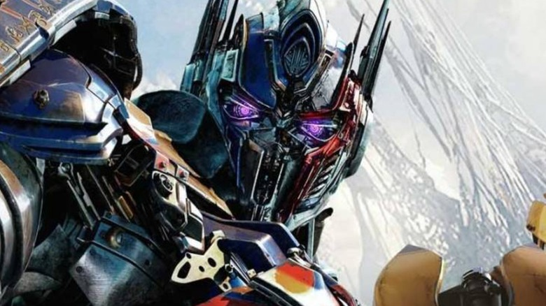 Optimus Prime in new Transformers 6