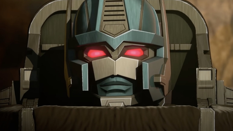 Optimus Prime War for Cybertron: Kingdom