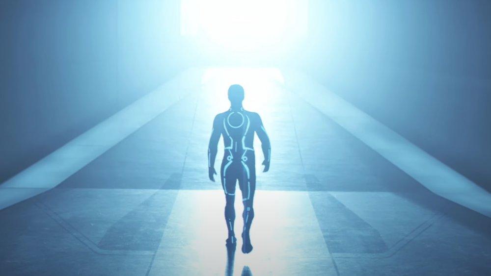 Garrett Hedlund in Tron: Legacy
