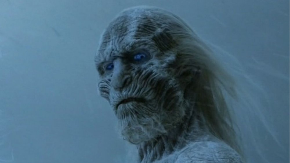 A White Walker, from Game of Thrones