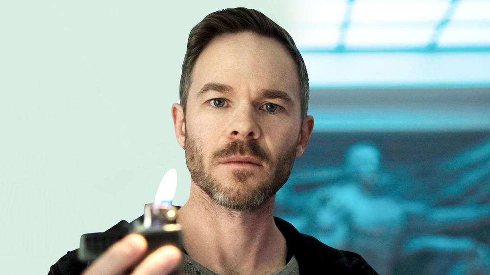 Shawn Ashmore as Lamplighter on The Boys