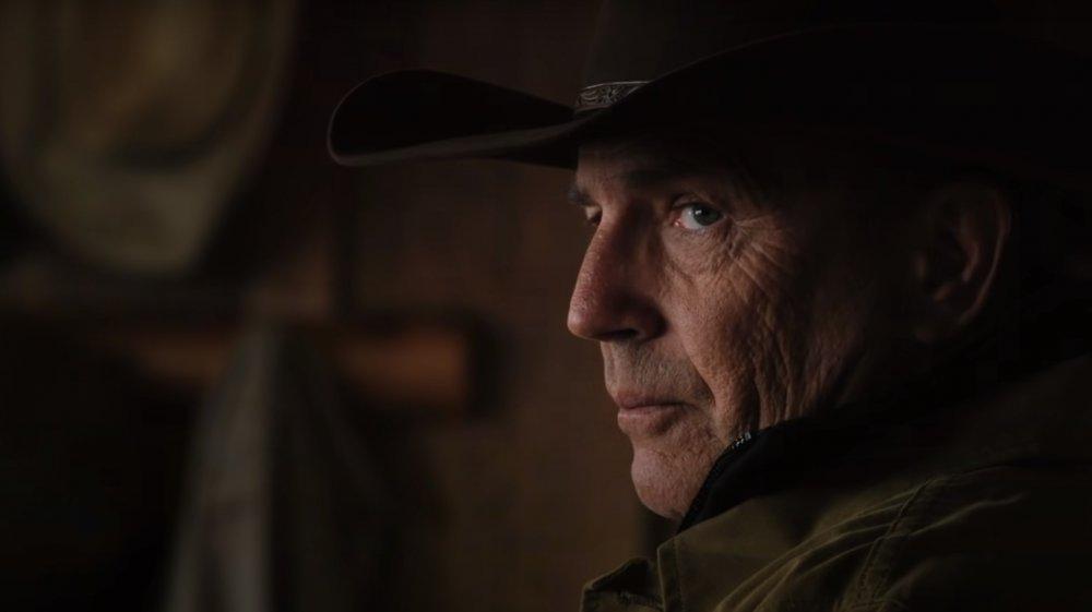 Kevin Costner in season three of Yellowstone