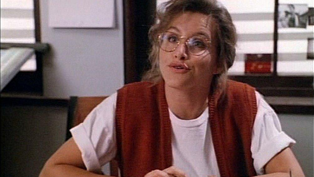 Gabrielle Carteris as Andrea Zuckerman from Beverly Hills 90210