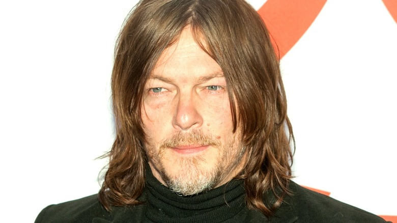 Norman Reedus at an event