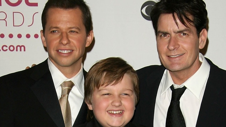 """The cast of """"Two and Half Men"""""""